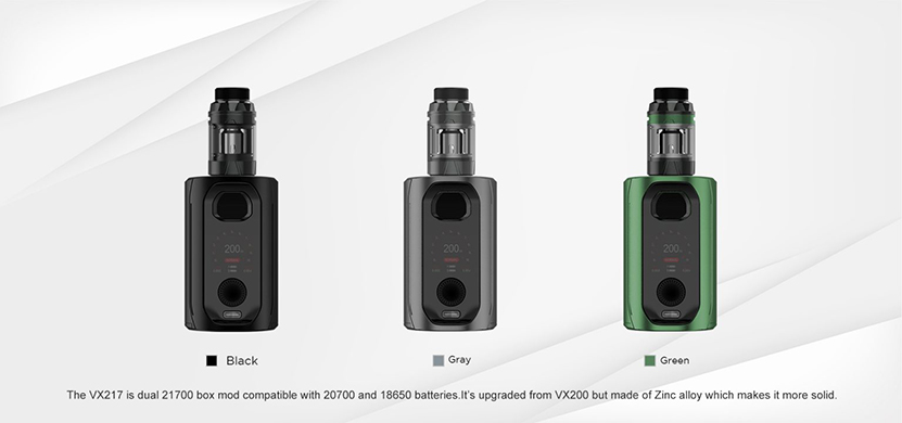 Augvape VX217 Kit Feature 10
