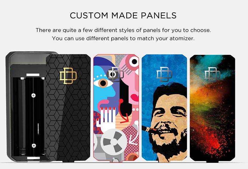 Augvape Druga Foxy Mod Panels