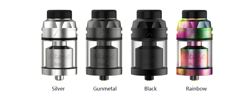 Augvape Intake Dual RTA All Colors