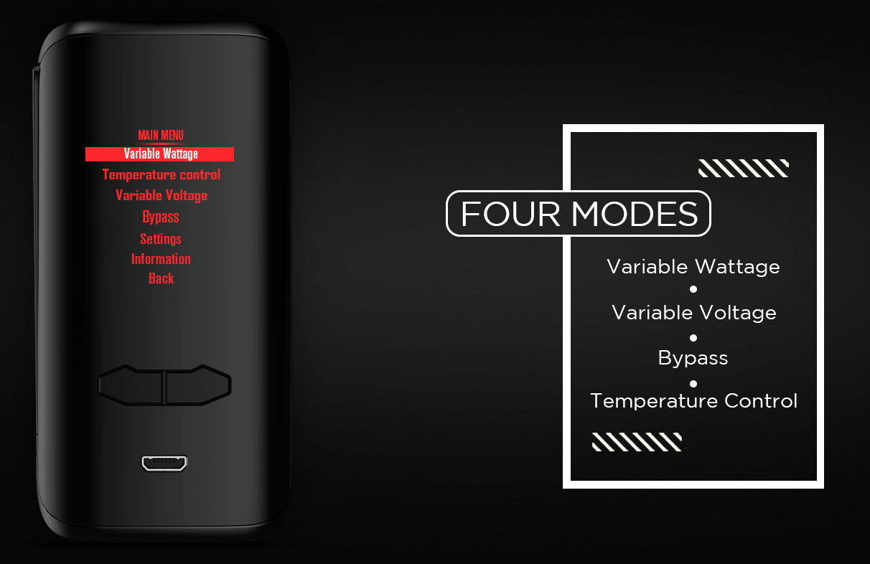 Augvape VX200 Box Mod Features 6