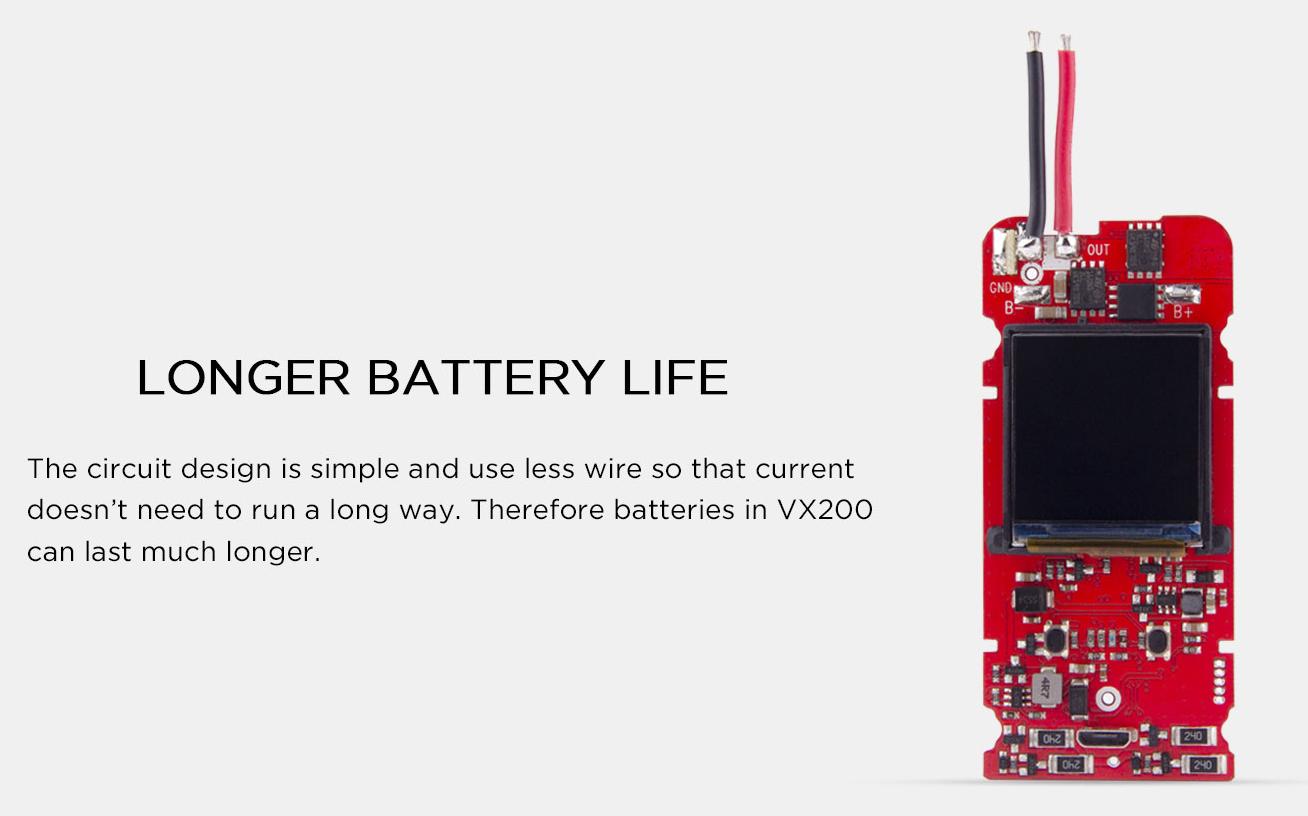 Augvape VX200 Kit Features 9