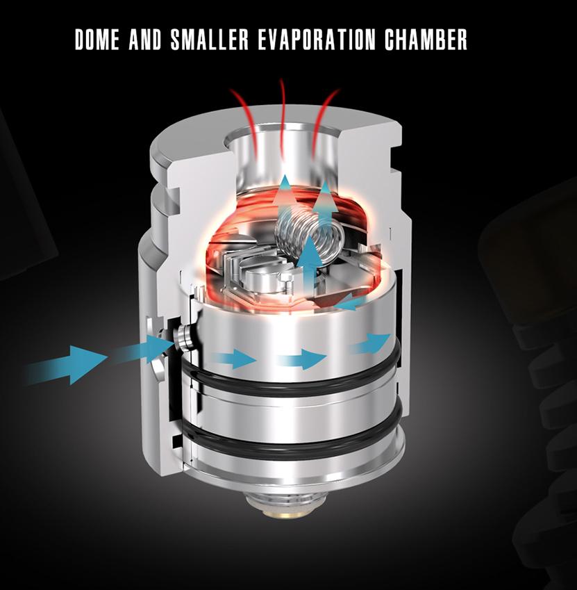 Berserker V2 MTL RDA Atomizer