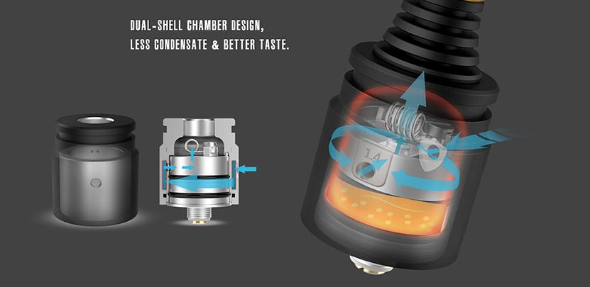 Berserker V2 MTL RDA Design