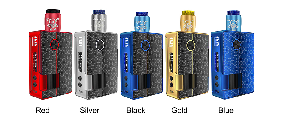 Blitz Vigor 81W Kit Colors
