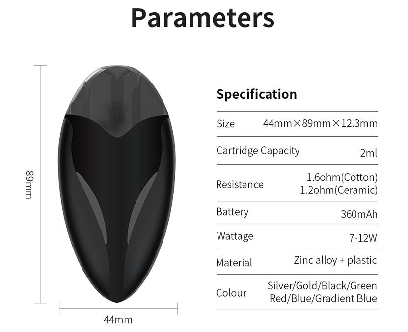 Bohr Hunter Starter Kit Features 08
