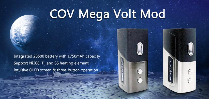 COV Mega Volt Mod Banner