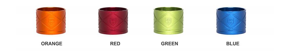 COV Royal Hunter X Sleeve Colors