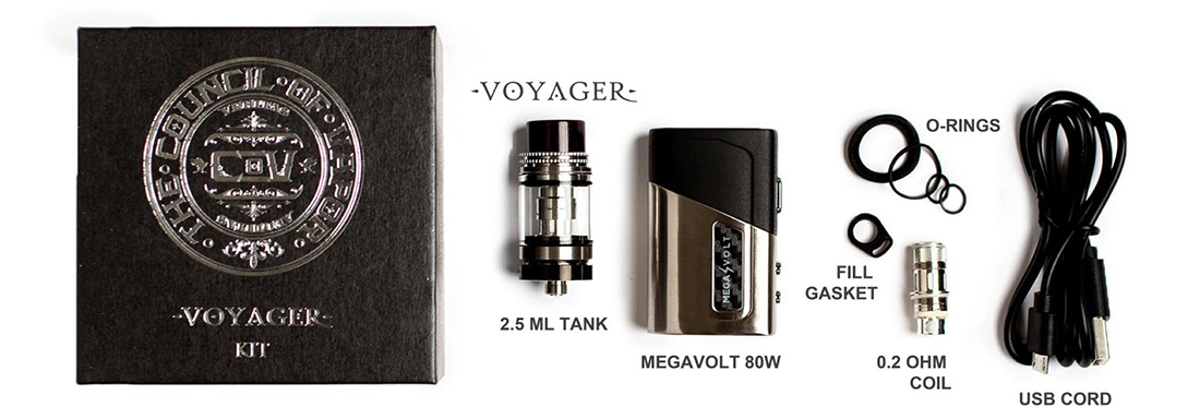 COV Voyager Kit Package