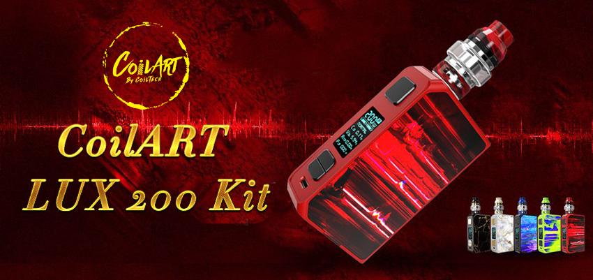 CoilART LUX 200 Kit