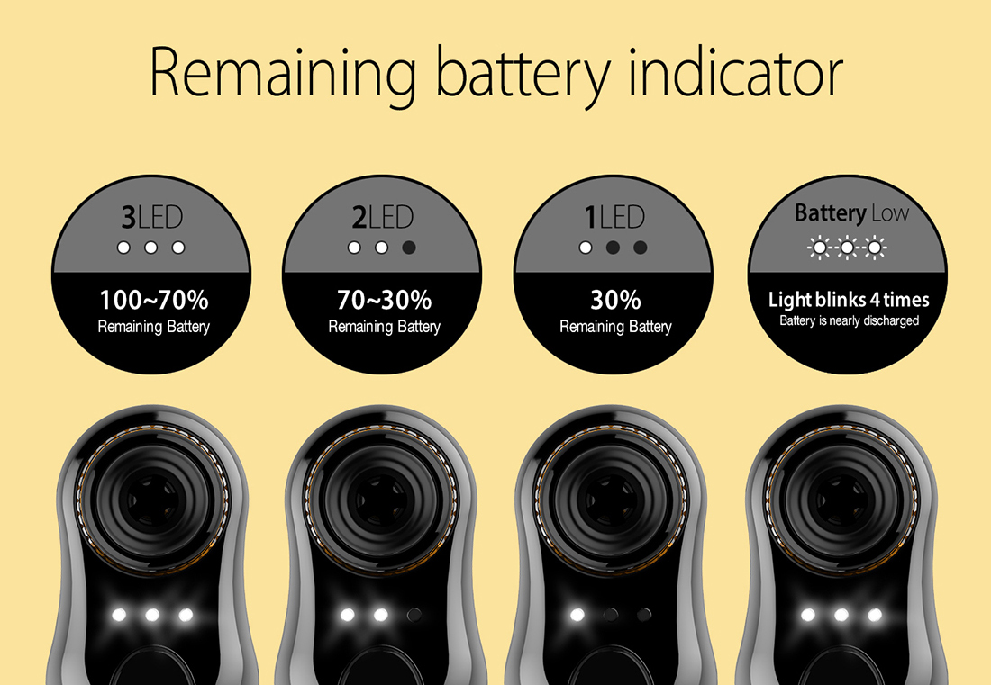 Compact 14 Battery Indicator