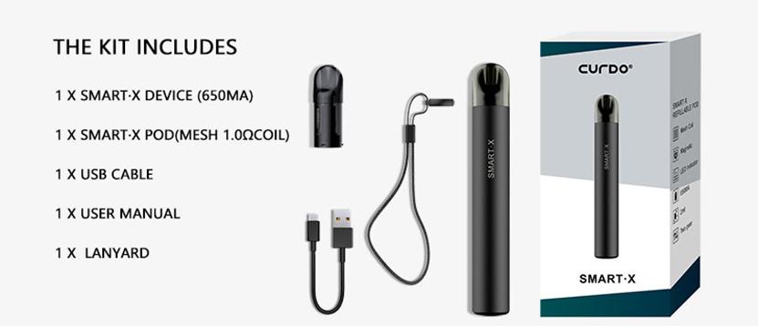 Curdo SmartX Kit package