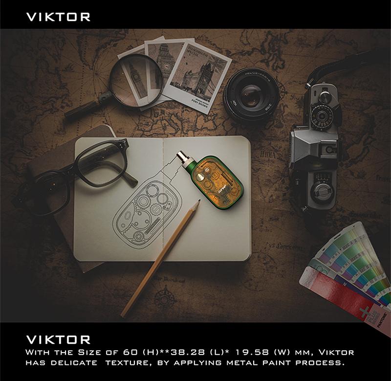 Curdo Viktor Vape Kit