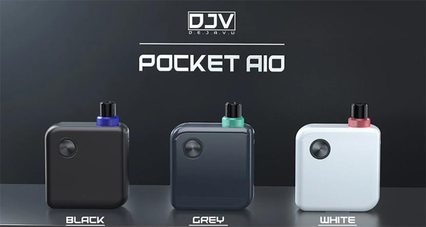 DEJAVU DJV Pocket AIO Kit Color