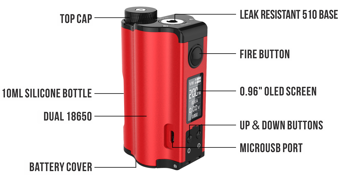 DOVPO Topside Dual Squonk Mod Features 02
