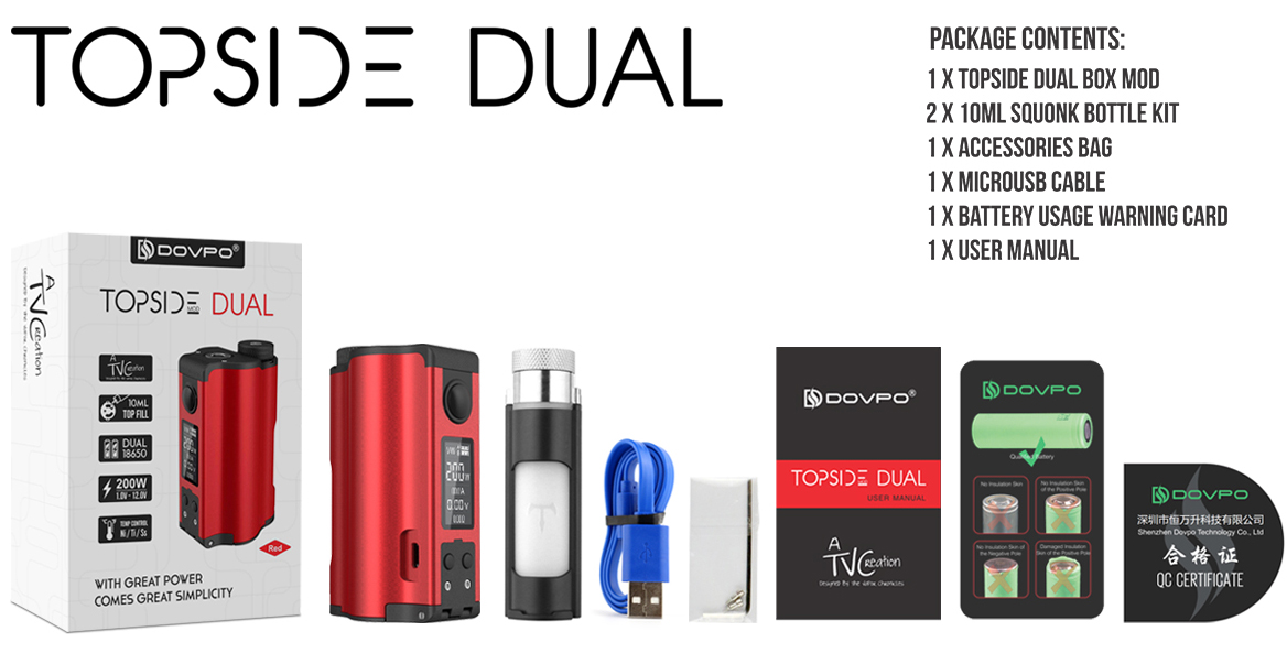 DOVPO Topside Dual Squonk Mod Features 03