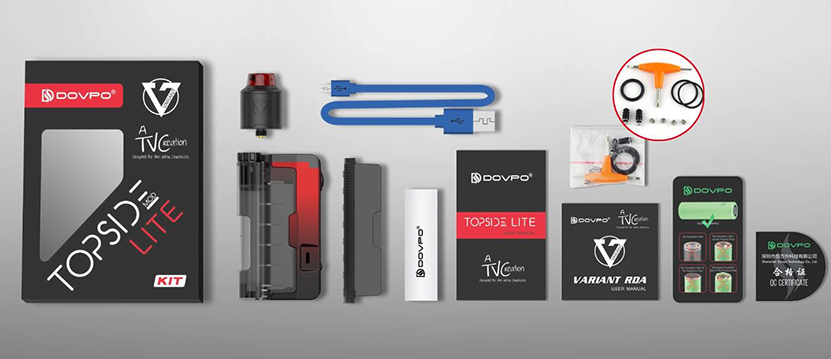 DOVPO Topside Lite Kit Feature 3
