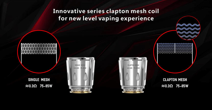 Damn Vape Wotan Replacement Mesh Coil