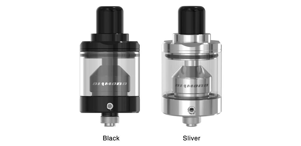 Damn Vape Diamond MTL RTA All Colors