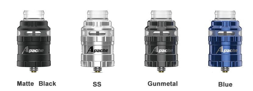 Damselfly Apache RDA 4 Colors