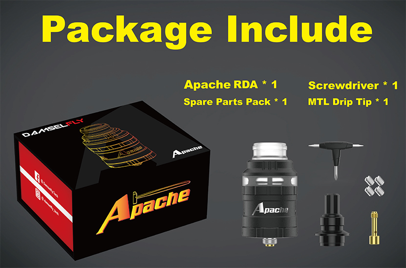 Damselfly Apache RDA Package