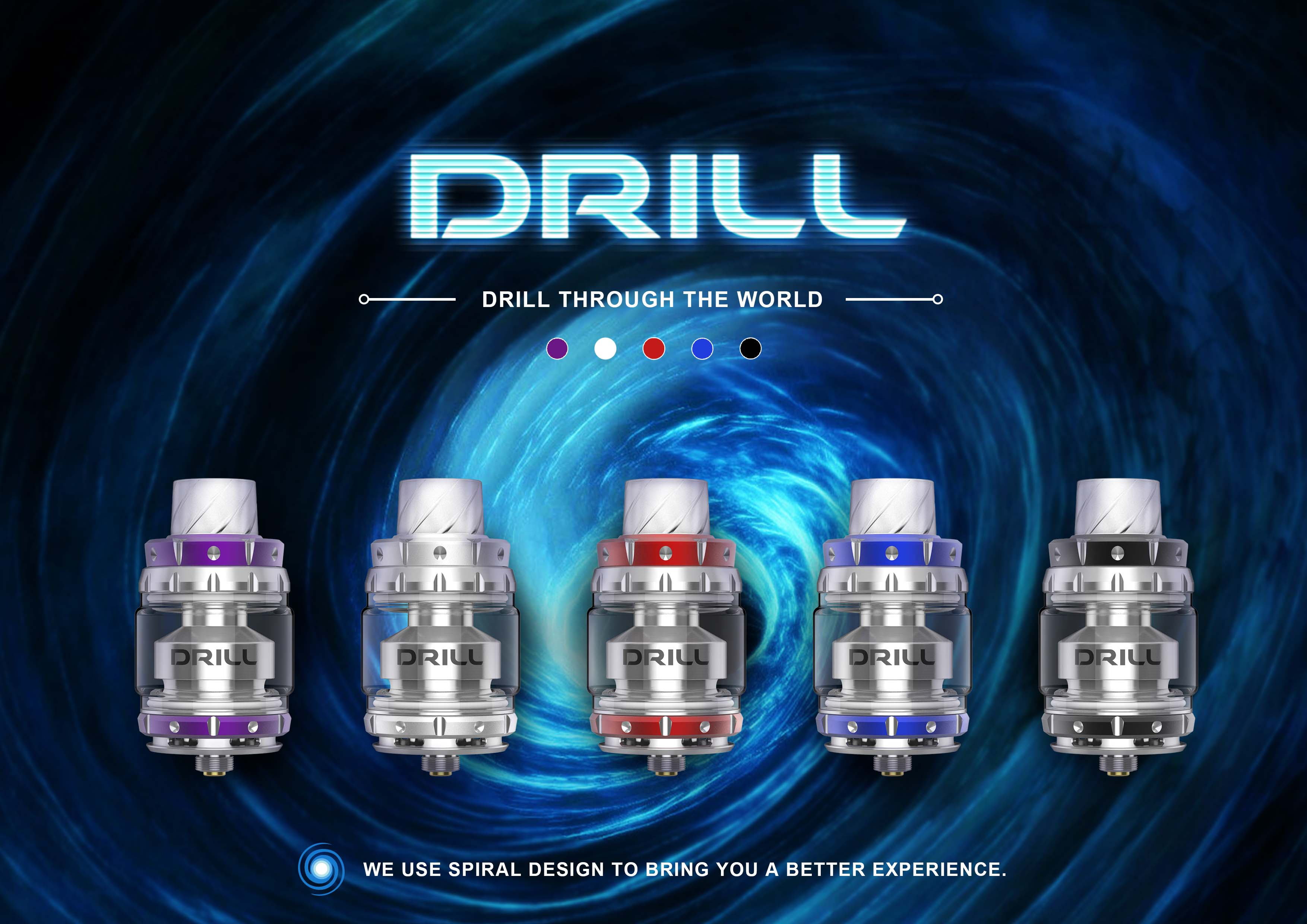 Damselfly Drill RTA Features 1