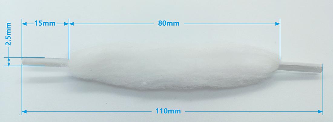 Damselfly Lace Cotton Parameter