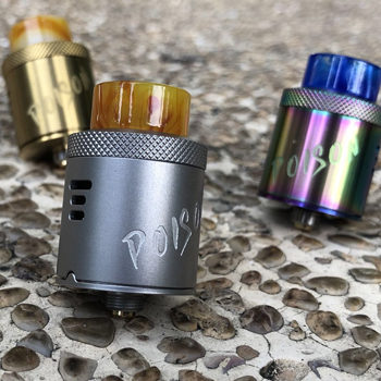 Damselfly Poison RDA Real Shot 4
