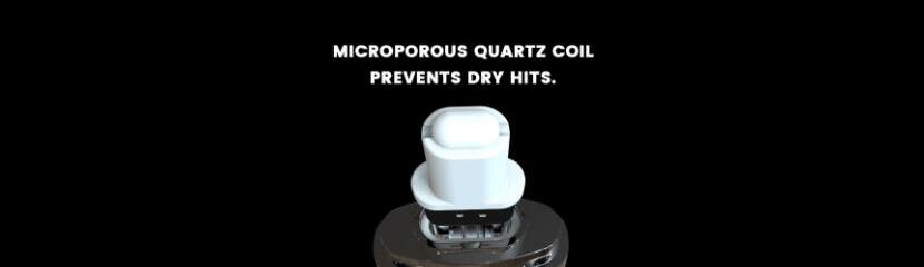 Boto Coil Quartz Coil