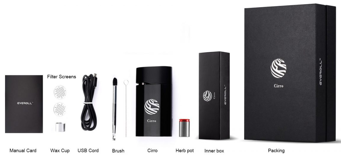 Cirro Dry Herb Vaporizer Features 10