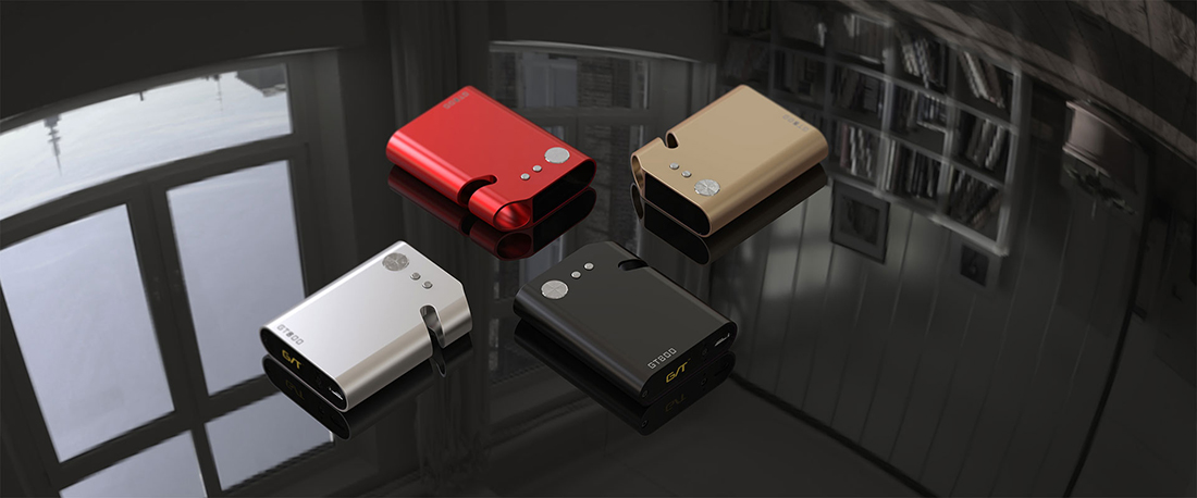 Dazzvape GT800 Battery 4 Colors