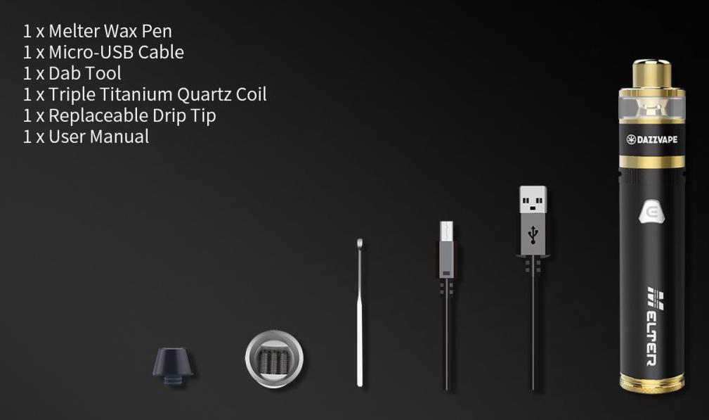 Melter Wax Pen Features 07