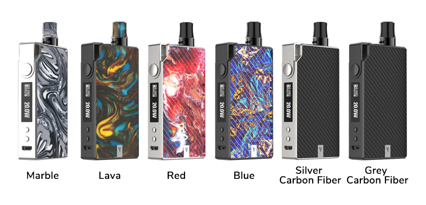 Vaporesso Degree Vape Pod Kit Full Colors