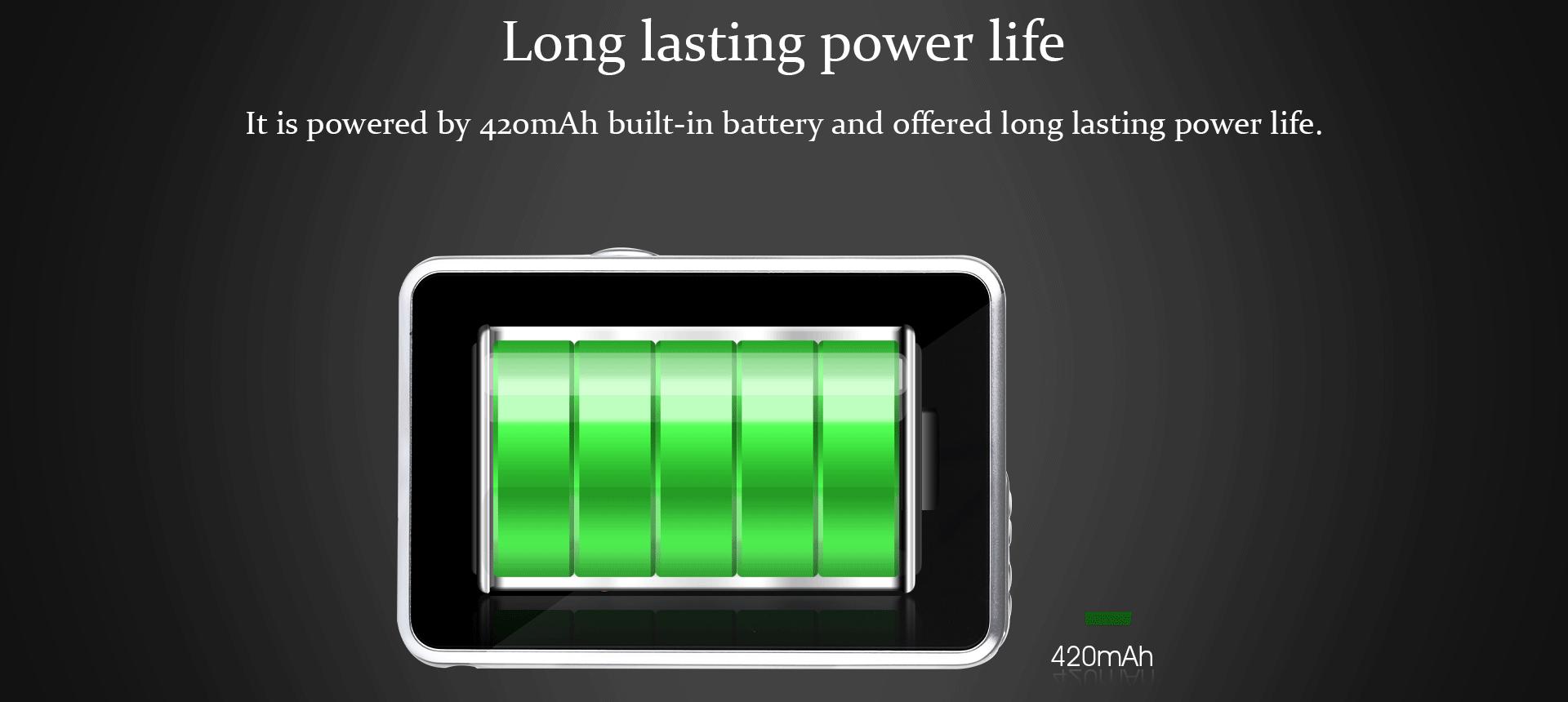 Demon Killer JBOX Mod Battery Life