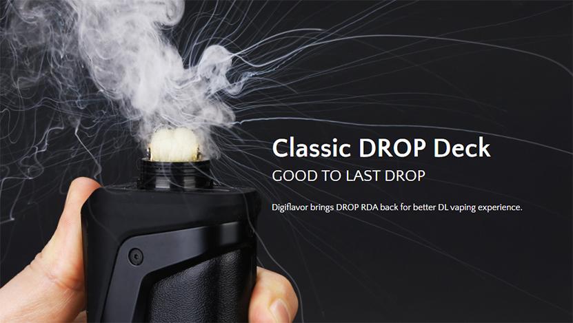 Digiflavor Drop RDA V15 classic