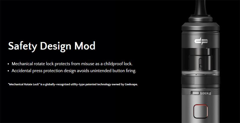 Digiflavor SG MTL Kit design
