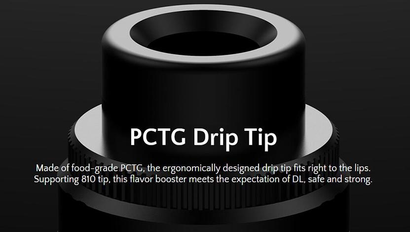 Digiflavor Torch RTA Tank PCTG Drip Tip