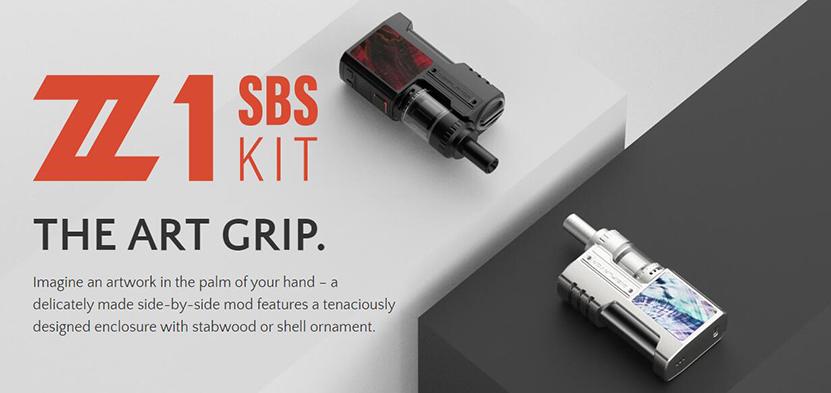 Digiflavor Z1 SBS Kit Feature 7