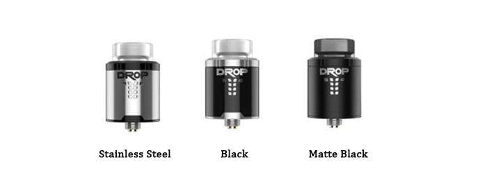 Digiflavor DROP RDA Colors