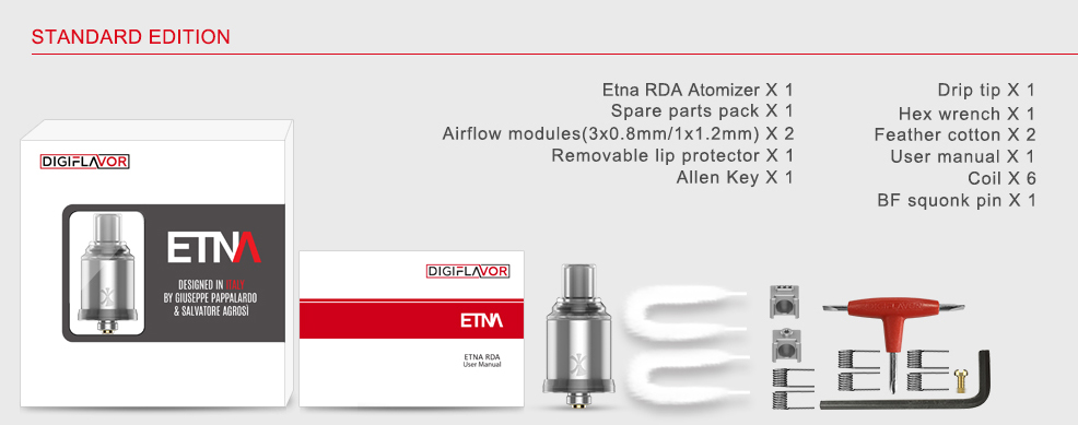 Digiflavor Etna MTL RDA Feature 9