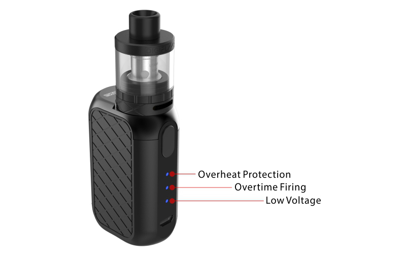 Digiflavor Ubox Kit Protections