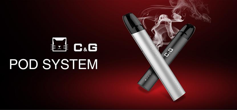 CG Pod System Kit