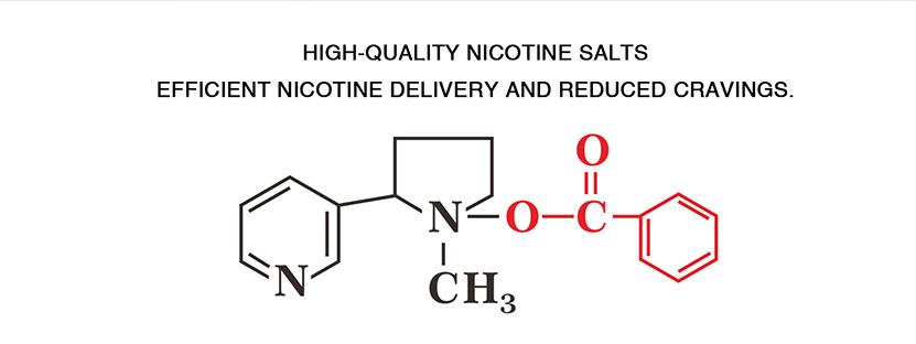 CG Pod Vape Kit Compatible with Nicotine Salts