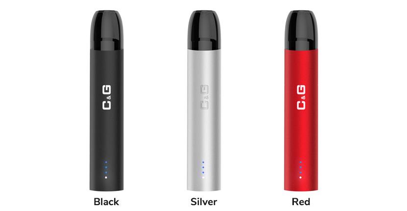 C&G Pod System Kit Full Colors