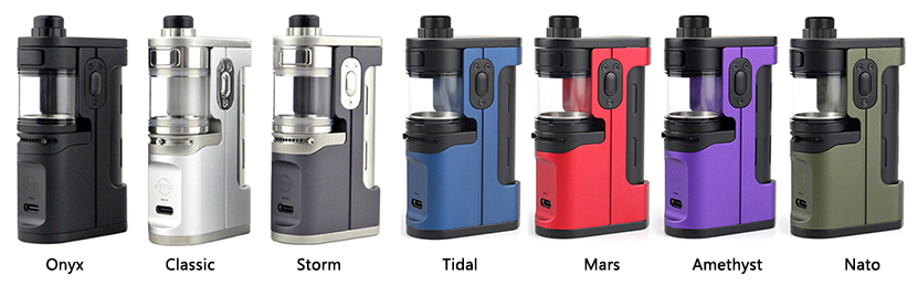 DOVPO Abyss AIO 60W Kit Color