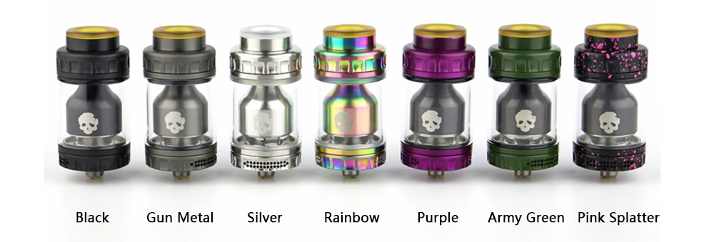 DOVPO Blotto RTA All Colors