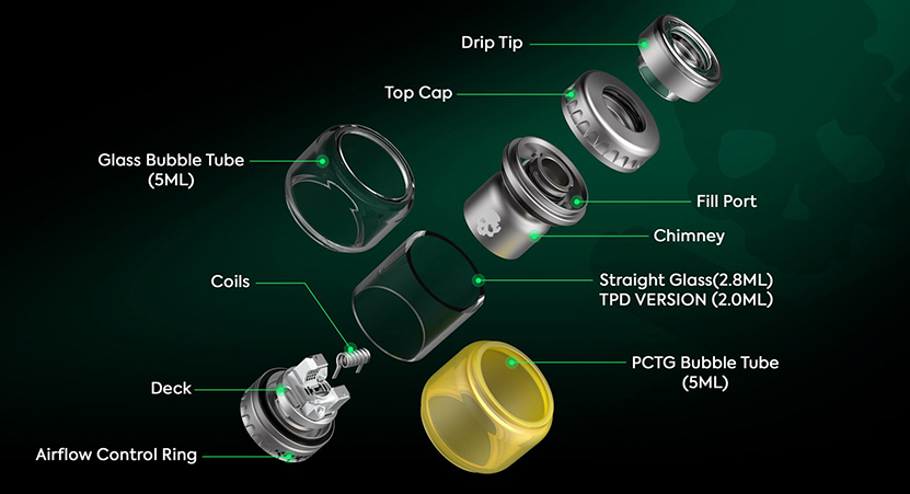 Blotto Single Coil RTA Atomizer Overview