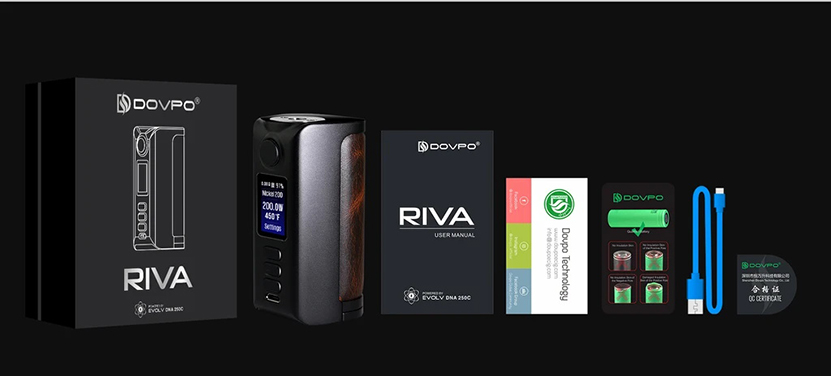 DOVPO Riva DNA250C Mod Package
