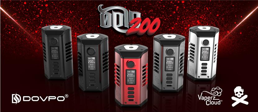Odin 200W Mod Design