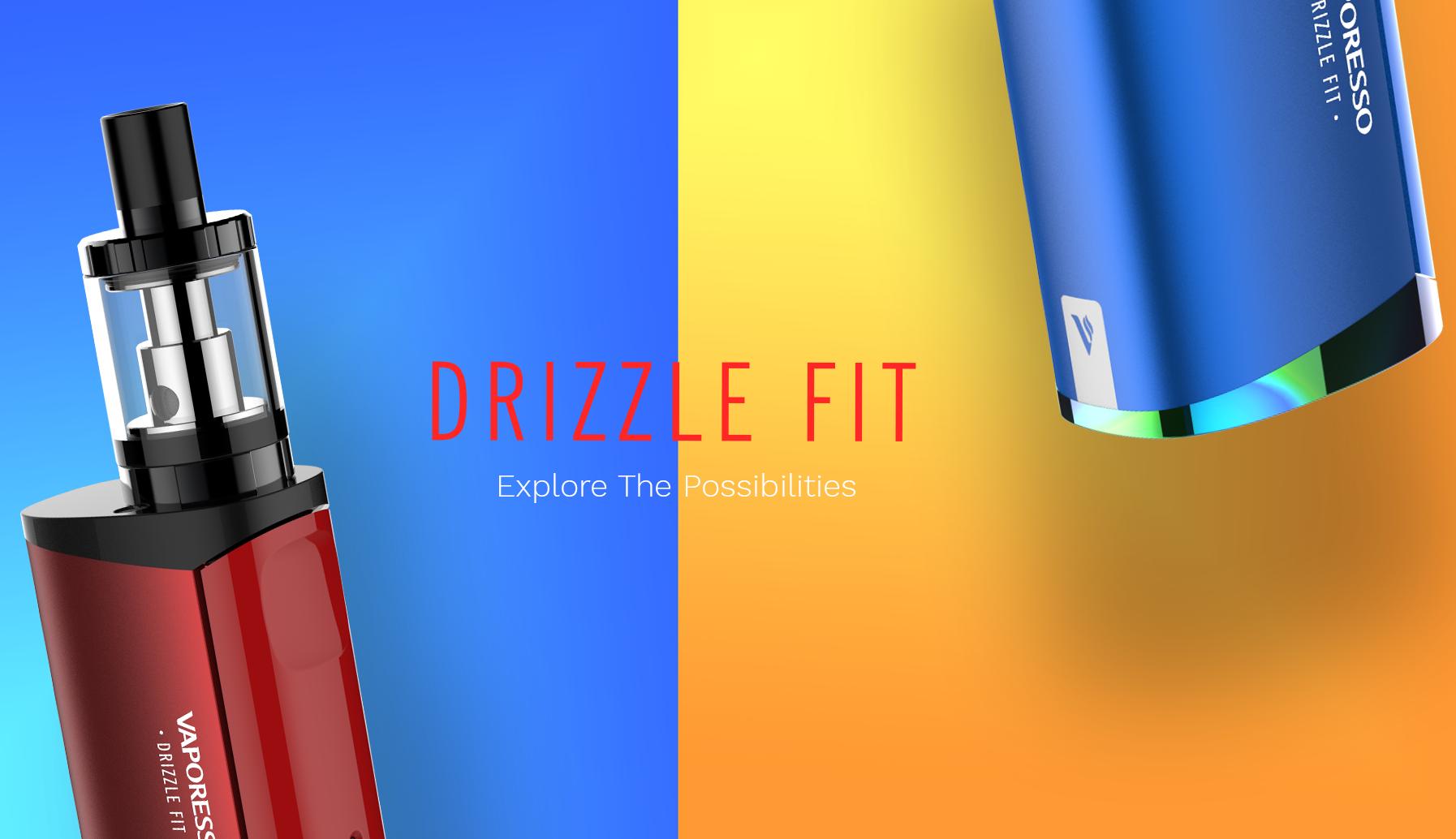 Drizzle Fit Kit