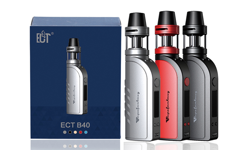 ECT B40 Vaporizer Kit Features 1